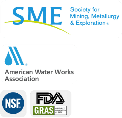 Society for mIning, Metallurgy & Exploration, American Water Works Association